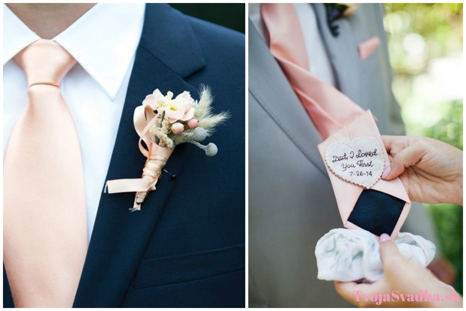 8ede86e7572f Ako si uviazať kravatu a motýlika - TvojaSvadba.sk