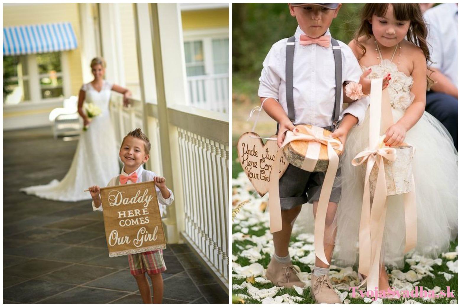 0a15987c32af Svadba a deti  Aj ty budeš mať deti na svadbe  Zisti