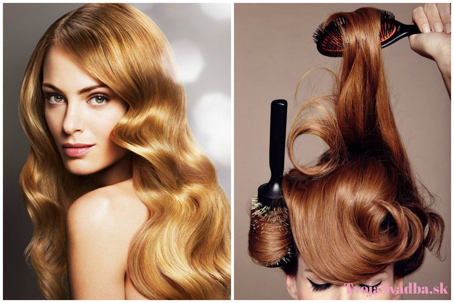 Ako sa starať o vlasy pred svadbou  Toto je SOS starostlivosť ... 180d8d65c44