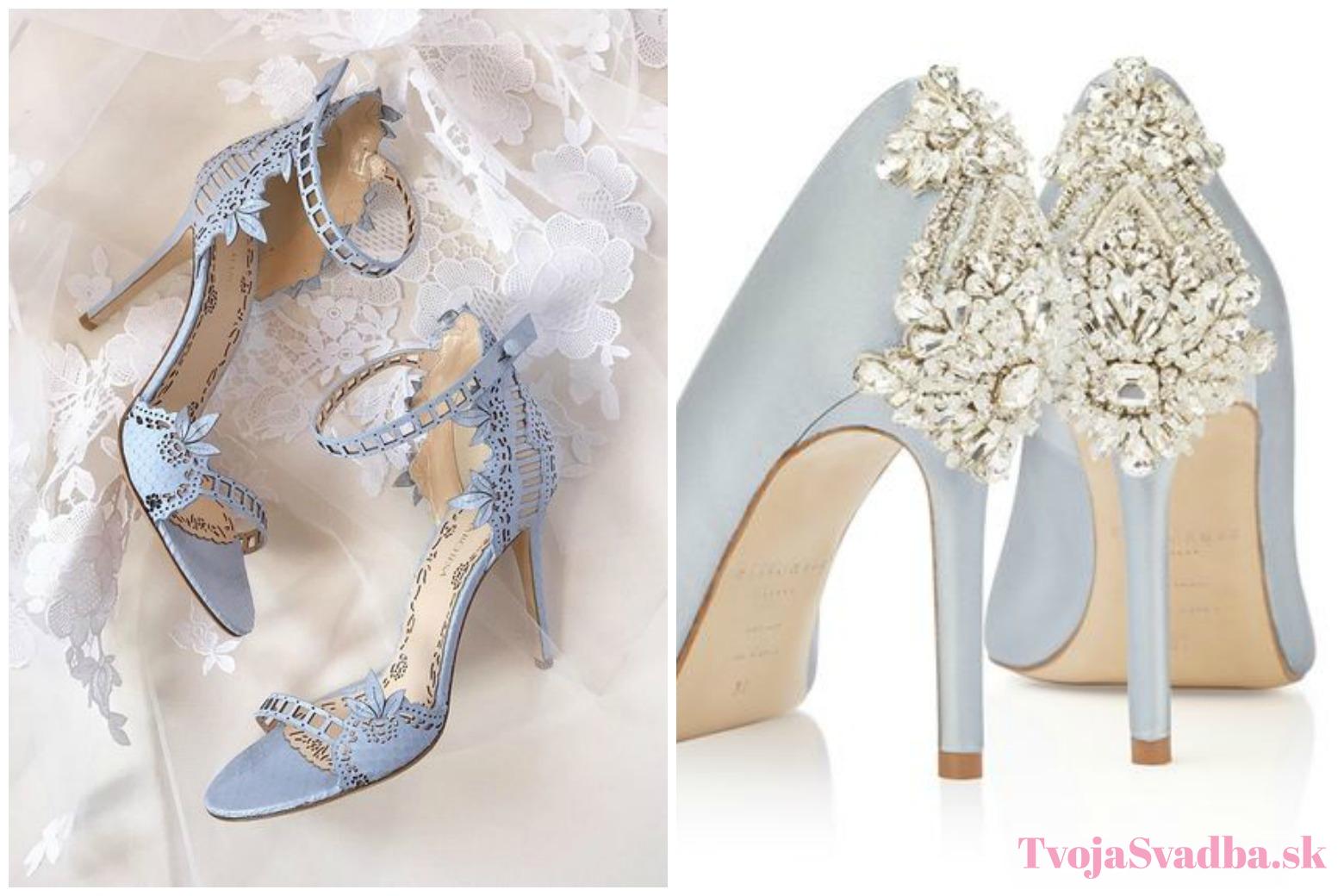 dd254e119b6cd Modrá svadobná výzdoba: Extravagantná a predsa romantická ...
